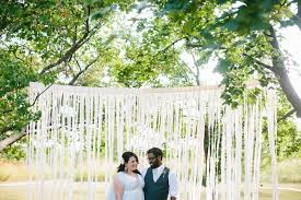 wedding backdrop green st croix river valley wedding chelsey brandon