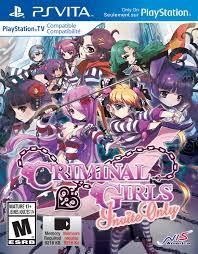 amazon com criminal girls invite only playstation vita atlus