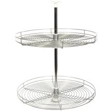 everbilt 6 in square lazy susan turntable with 400 lb load