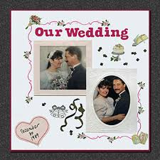 our wedding scrapbook album gallery scrapbook your memories at