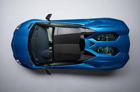 Lamborghini Aventador Awd - lamborghini aventador s roadster coming to 2017 frankfurt motor