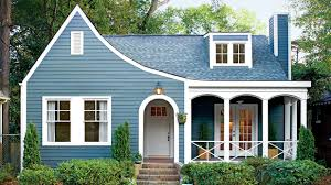 how to decorate a craftsman home charming home exteriors southern living