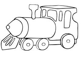 train coloring pages kids coloringstar