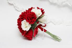 wedding bouquet bridesmaids bouquet paper bridesmaids
