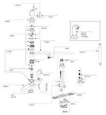 single handle moen kitchen faucet moen 7600 kitchen faucet repair diagram hum home review