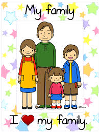 me and my family clipart clipartxtras
