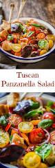 25 best panzanella recipe ideas on pinterest what vegetables