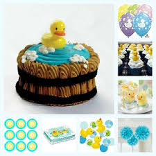 rubber duck baby shower ducky baby shower