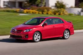 2013 toyota corolla reviews and toyota corolla enters 2012 model year with equipment upgrades