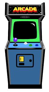 retro arcade transparent png stickpng