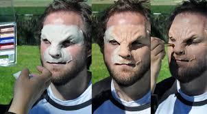 werewolf makeup tutorial male how to turn your boyfriend into a werewolf mindhut sparknotes