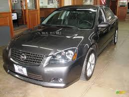 2005 smoke metallic nissan altima 3 5 se r 3796472 photo 7