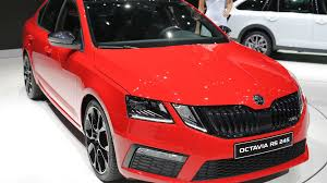 2017 skoda octavia rs 245 motor1 com photos