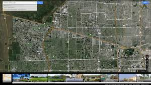 West Florida Map by Weston Florida Map