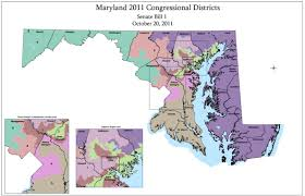 Virginia House Of Delegates District Map by Is Redistricting Reform Necessary Or Possible Marylandreporter Com