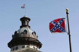 Blood Stained Flag South Carolina Confederate Flag Debate Democrats Republicans Say