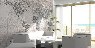 tappezzerie moderne abc dec祺 carta da parati personalizzabile decorare le pareti