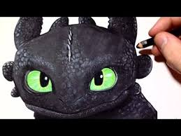step step toothless drawing train dragon