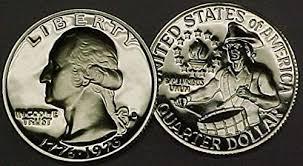 1776 to 1976 quarter 1976 s proof washington silver quarter bicentennial 1776 1976