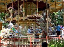 merry go adventureland amusement park island new york