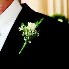 boutonniere mariage mariage ambiance by me