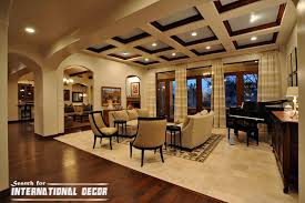 What Is A Coffered Ceiling by Coffered Ceiling Features And Advantages In The Interior