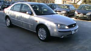 2001 ford mondeo 2 0i trendline review start up engine and in