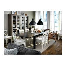 Ikea Chair Weight Limit White Chairs With Dark Table Ingolf Chair Ikea Solid Wood Is A