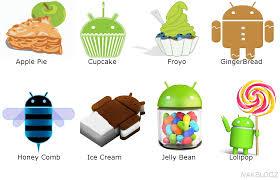 os android mengenal macam macam versi os android nak blogz