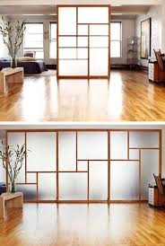 Types Of Room Dividers Diy Home Decor How To Make A Sliding Door For Under 40