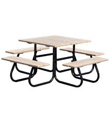 Picnic Table Frame 30024 Four Sided Picnic Table Frame Kit