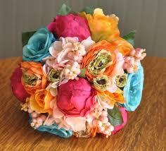 Wedding Flowers Keepsake Wedding Flowers Wedding Bouquet Keepsake Bouquet Tropical