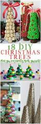 how to make a christmas tree with ribbon diy crafts tutorial
