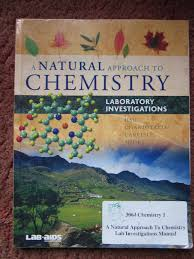 a natural approach to chemistry laboratory investigations hsu