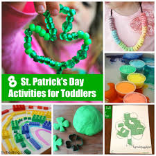 8 simple st patrick u0027s day activities for toddlers happy home fairy