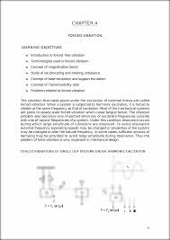 determine the differential equation of motion and find the