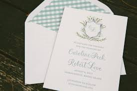 Paper For Wedding Invitations Press U0027d Letterpress Wedding Invitation Ideas From Bella Figura