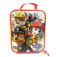 nickelodeon paw patrol boys lunch bag kitchen kitchen