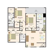 floor plans memorial creole luxury apartment living in west