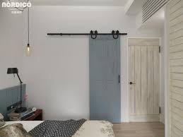 Bedroom Barn Door Nordic Bedroom Barn Doors