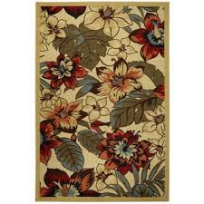 Area Rugs Tropical Theme Non Slip 3x5 4x6 Rugs Shop The Best Deals For Nov 2017