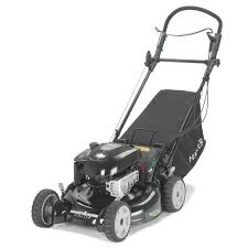 r53s power driven recycling lawn mower vs es sens a speed