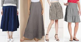 summer skirts how to wear summer essentials linen stylefrizz