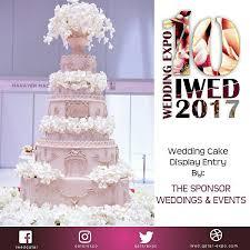 wedding cake qatar qatar expo on iwed2017 wedding cake display entries by