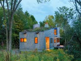 building a home in vermont beautiful green roofed mcleod home sits lightly on the edge