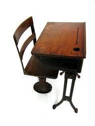Antique Childrens Desk Antique Desk And Chair Antique Furniture
