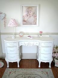 Shabby Chic Office Accessories by Desk White Shabby Chic Desk For Sale Shabby Chic White Corner
