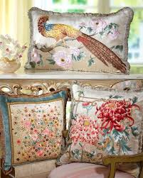 strongwater pillows pillows ps and chrysanthemums on