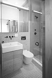 Bathroom Ideas Gray Baffling Design Small Bathrooms Ideas With Gray Color Wooden