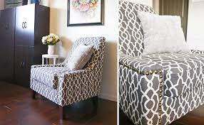 Printed Chairs by Five Ways To Fab Accent Chair